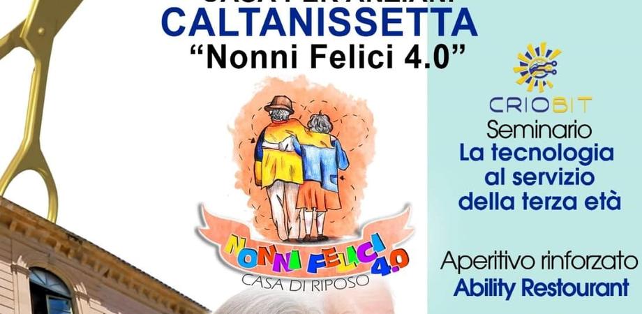 La tecnologia al servizio della terza età, seminario all'istituto Testasecca di Caltanissetta