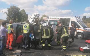 Incidente sulla Licata-Canicattì: automobilista muore dopo due giorni