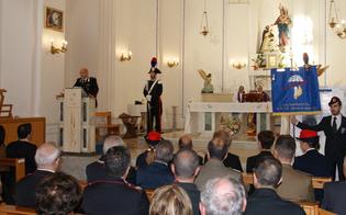Perse la vita durante un inseguimento: a Montedoro i carabinieri ricordano l'appuntato Giovanni Salvo