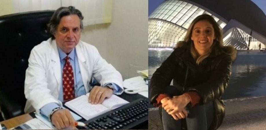 """La storia di Marilena: """"Affetta da Sclerosi Multipla ho partorito anche due gemelle grazie alle cure del dottore Michele Vecchio"""""""
