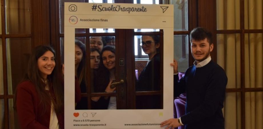 """""""Scuola trasparente"""", gli studenti del """"R.Settimo"""" di Caltanissetta conquistano un secondo posto"""