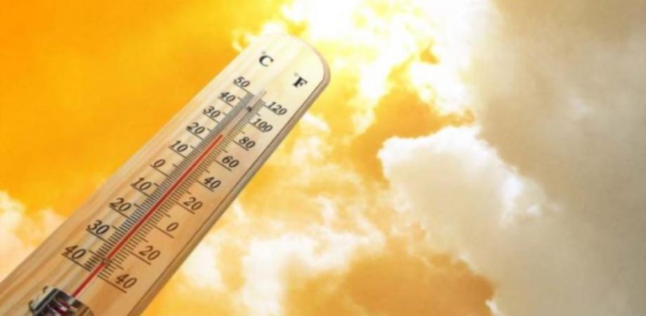 In Sicilia nel week end temperature in aumento, arriva l'anticiclone africano