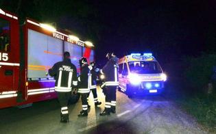 Incidente stradale nel cosentino, morti quattro giovani in uno scontro frontale fra due auto