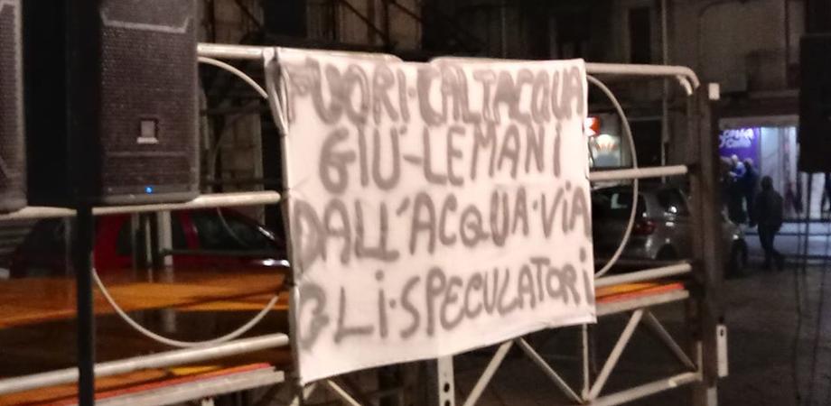 Fuori Caltaqua, politici assenti in consiglio comunale a Gela. La Cgil: spostiamo la protesta in Sicilia