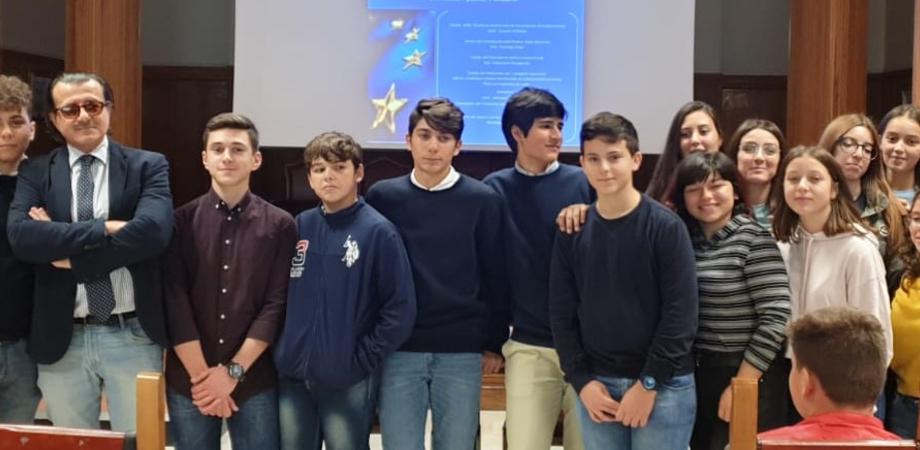 """Giornata europea della giustizia civile, studenti del """"R. Settimo"""" di Caltanissetta simulano un processo civile"""