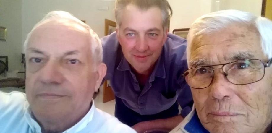 Dall'Inghilterra a Gela alla ricerca di notizie sullo sbarco degli alleati: Mulè riceve la visita di  uno scrittore inglese