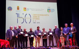 La Federazione Ginnastica d'Italia spegne 150 candeline, cerimonia condotta dal gelese Valter Miccichè