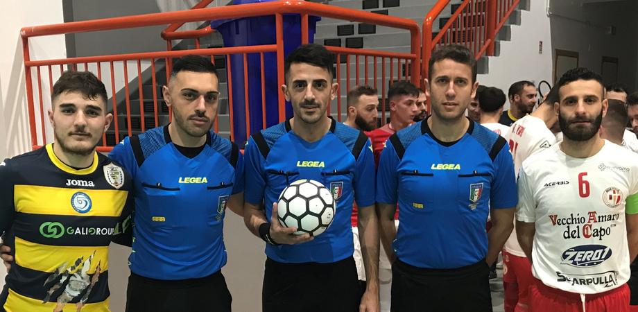 Pro Nissa Futsal, grande prova di forza dei giallorossi: battuta l'Ispica e terzo posto in classifica