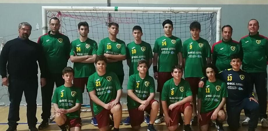 L'Asd Handball di San Cataldo pronta per il campionato under 17: non sarà facile ma c'è ottimismo