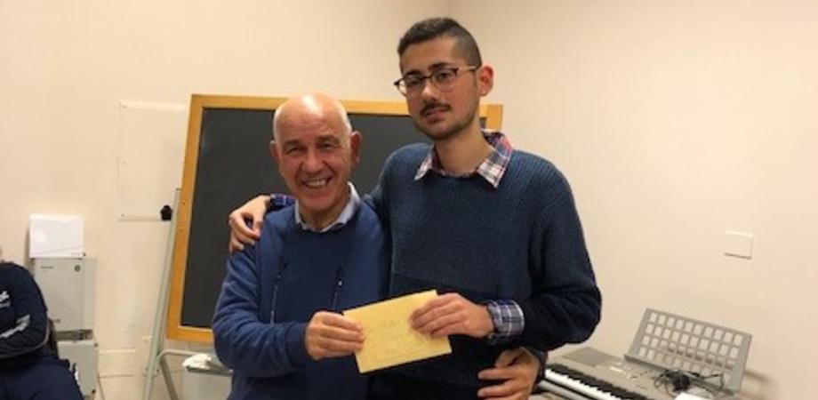 """""""Tra pianto e cuore"""", Matteo Augello conquista a Caltanissetta il Premio Nicholas Green - SeguoNews"""