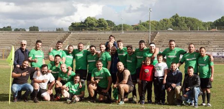 """Nissa Rugby, primo successo in Serie C contro l'ostico Vittoria, il tecnico Lo Cascio: """"Vittoria meritata"""""""