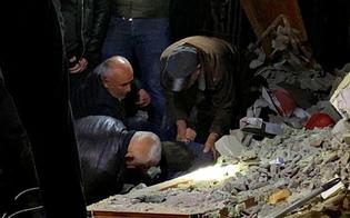 Terremoto di magnitudo 6.5 in Albania: almeno 6 morti e 150 feriti. Scossa avvertita anche in sud Italia