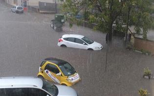 Aggiornamento. Allerta meteo arancione a Caltanissetta: disposta la chiusura di ville e cimitero