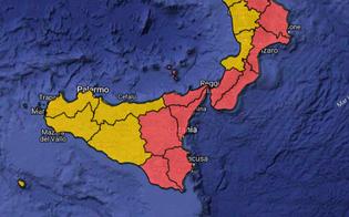 Caltanissetta. Allerta meteo arancione per le prossime ore: nel capoluogo le scuole rimarranno aperte