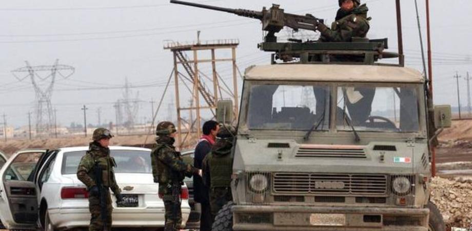 Attentato in Iraq, feriti cinque militari italiani: tre sono in gravi condizioni e uno ha perso la gamba