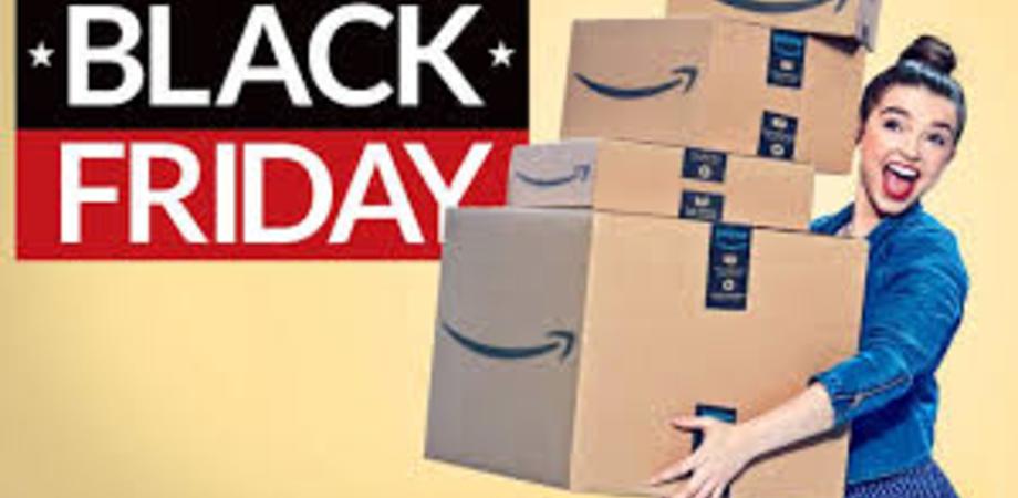Settimana del Black Friday su Amazon, sconti su migliaia di prodotti: ci saranno anche delle offerte lampo