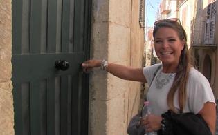 Cecilia, l'argentina che ha comprato casa a 1 euro a Mussomeli: