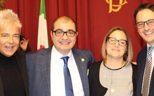 Diploma di benemerenza al giornalista mazzarinese Martorana: