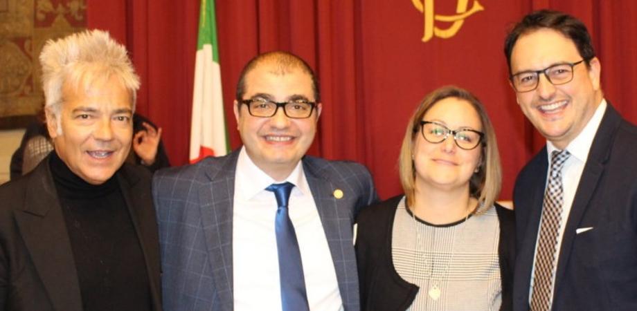 """Diploma di benemerenza al giornalista mazzarinese Martorana: """"Lo dedico alla mia terra"""""""