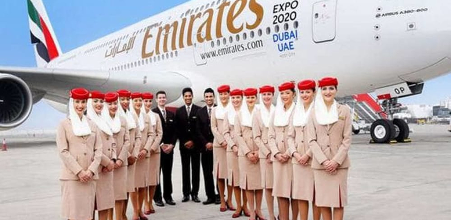 La Emirates cerca assistenti di volo, le selezioni si terranno a Palermo il 10 novembre