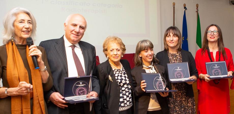 """Gela. Tumore al seno, ascolto e disponibilità: ecco perchè Di Martino ha ottenuto il premio """"Laudato Medico"""""""