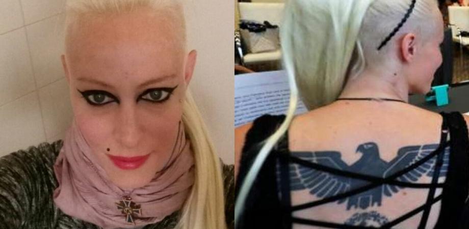 "Estremisti di destra, c'è anche ""Miss Hitler"" tra gli indagati dalla Dda di Caltanissetta: è una milanese di 26 anni"