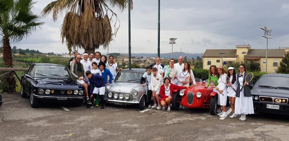 Al Tennis Club di Caltanissetta Concetta Callerame e Marco Colore si aggiudicano il Torneo