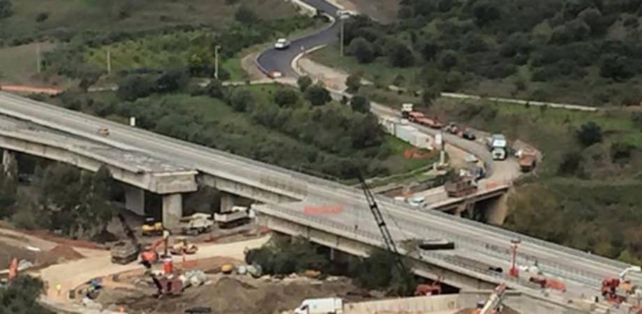 Il viadotto Himera verrà completato in primavera. Anas sta investendo in Sicilia quasi 6 miliardi di euro
