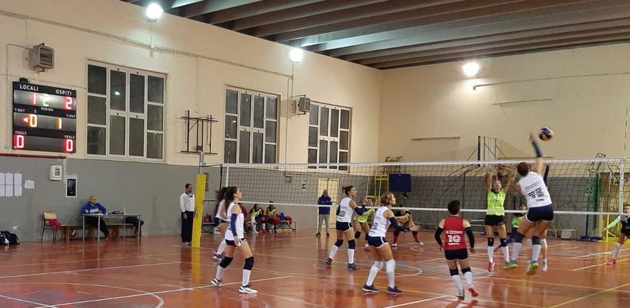 Volley, l'Albaverde Caltanissetta conquista tre punti fondamentali contro il Mauro Sport