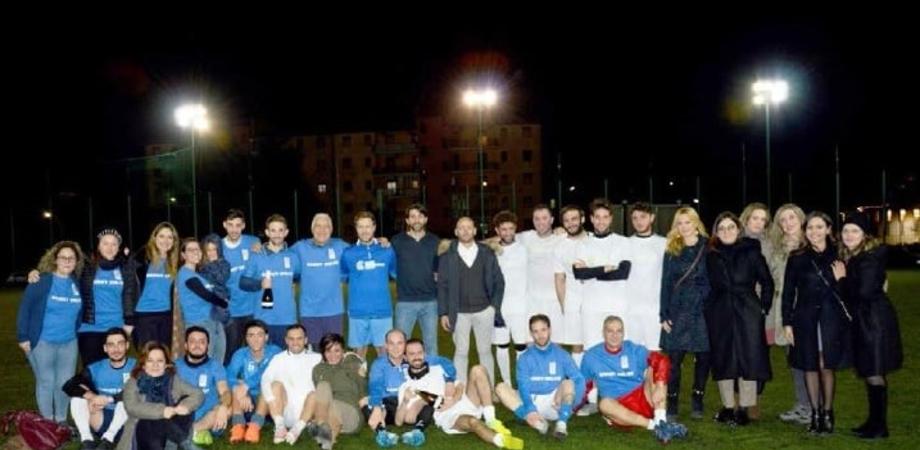 Natale a Gela: partita di calcio all'insegna della solidarietà tra gli operatori di due onlus