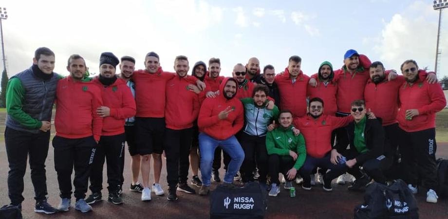 Nissa Rugby, vittoria in trasferta contro il San Gregorio e terzo posto in classifica