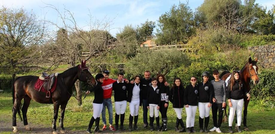 Agility Horse, l'associazione Amici del Cavallo di San Cataldo torna a casa con quattro campioni regionali