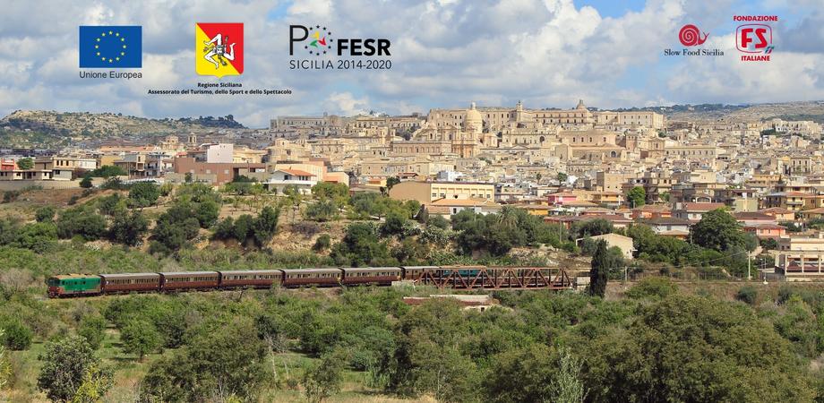Festival del cioccolato a Modica, due treni storici speciali partiranno da Caltanissetta e Catania