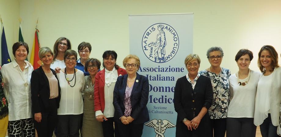 """""""Longevità e patologie croniche"""", congresso a Caltanissetta organizzato dall'associazione Donne Medico"""