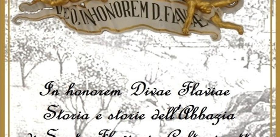 """Caltanissetta, Marina Castiglione e Salvatore La Mendola presentano il libro """"In Honorem Divae Flaviae"""""""