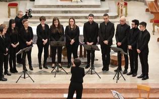 Caltanissetta, alla parrocchia San Pio X concerto del gruppo vocale