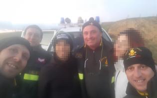 Due giovani si perdono nella Sughereta di Niscemi: ritrovati dai vigili del fuoco tramite Gps