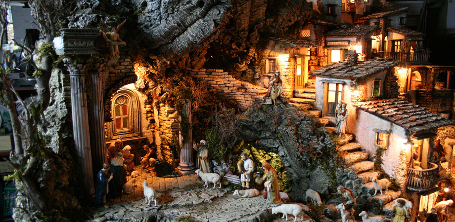 Caltanissetta, mostra dei presepi artigianali: l'8 dicembre l'inaugurazione alla Biblioteca Scarabelli