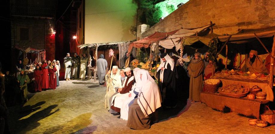 A Gangi dal 26 al 29 dicembre torna la magia del presepe vivente: invito anche per Papa Francesco