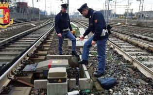 Niscemi. Rame razziato dalla linea ferroviaria Niscemi e Caltagirone: arrestato 47enne incensurato