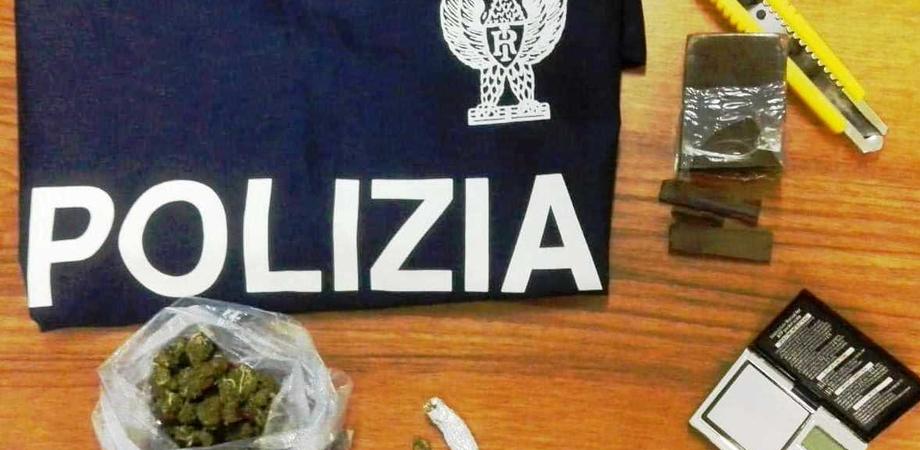 Niscemi. Detenzione ai fini di spaccio di stupefacenti: arrestato 19enne, altri due denunciati