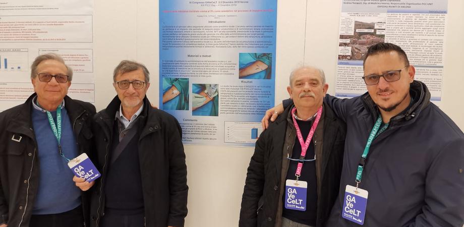 Accessi vascolari senza dolore: a Verona presentato studio su lidocaina da equipe di San Cataldo