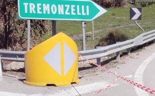 Autostrada A19, uscita obbligatoria a Tremonzelli per i tir: svincolo di Resuttano off limits