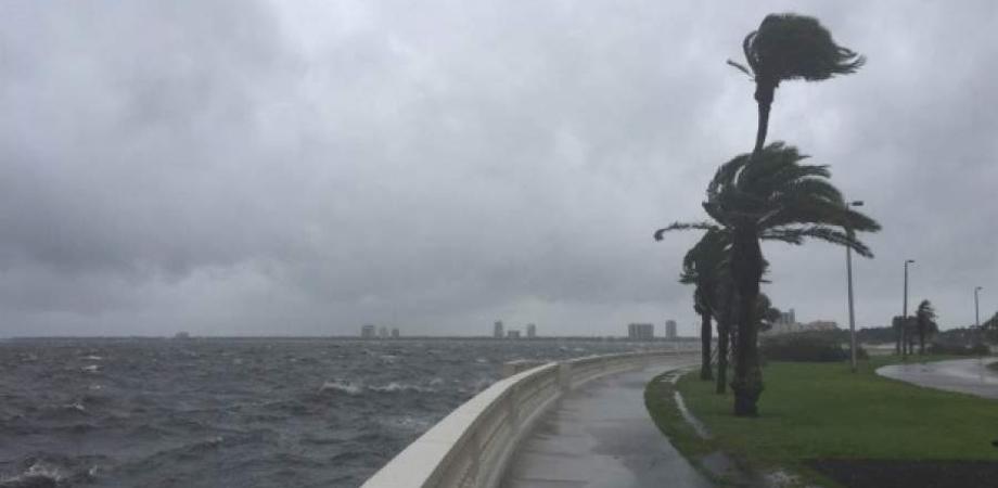 Maltempo in Sicilia, previste raffiche di vento: in arrivo un peggioramento delle condizioni meteo
