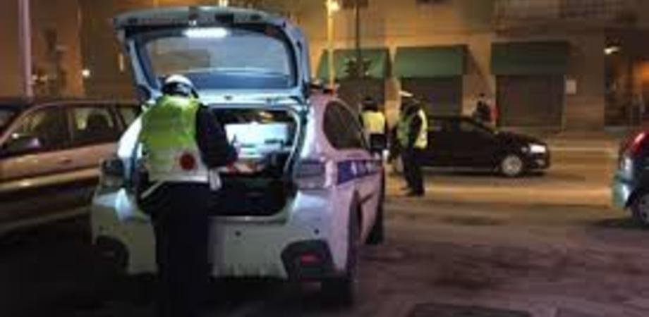 """""""Natale sicuro"""" a San Cataldo: più pattuglie sulle strade. Riflettori puntati sull'uso del telefonino da parte degli automobilisti"""