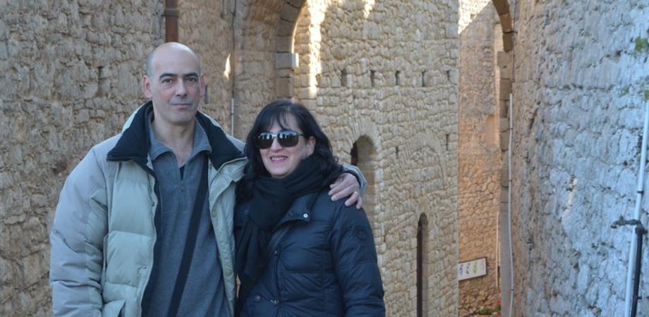 """Dalla Valle D'Aosta a Caltanissetta, Sabrina e Massimo in vacanza in Sicilia grazie a """"Taste&Win"""""""