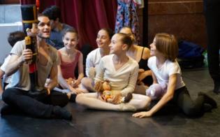 La promettente danzatrice nissena Francesca Arnone