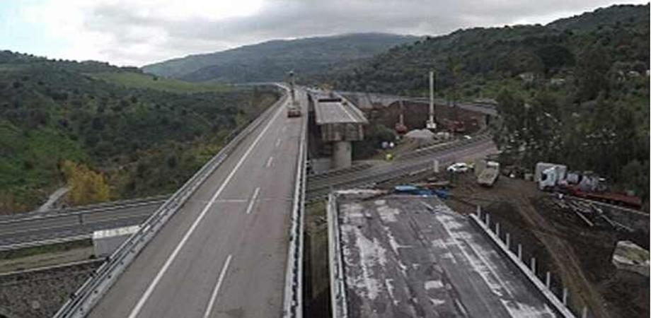 Viadotto Imera, Anas: i lavori proseguono. L'ultimazione dell'opera è prevista entro fine aprile