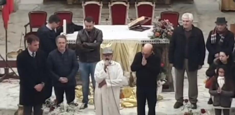"""""""Aggiungi un posto a tavola"""": a Delia insieme cattolici, ortodossi e musulmani riuniti per pregare"""