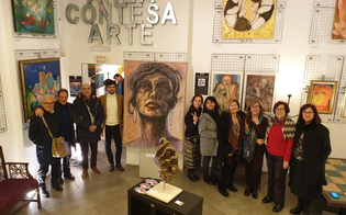 Ventiquattro artisti siciliani espongono ad